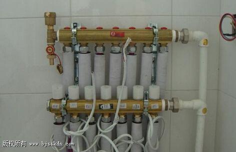 地暖专用热交换器怎么样? 地暖 舒适100网触屏版
